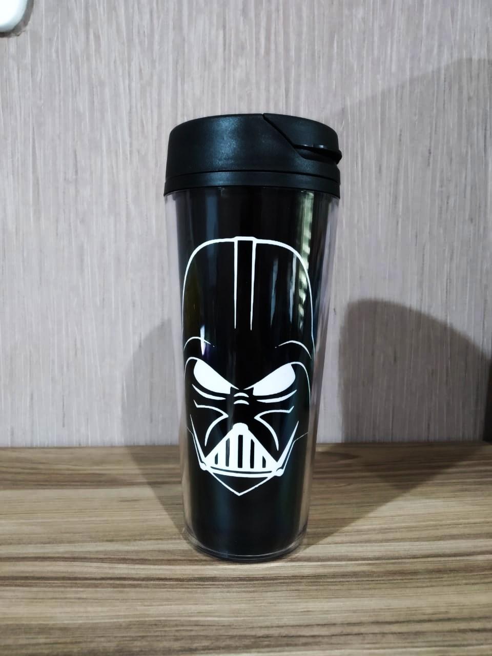 Copo Térmico: Darth Vader - Star Wars