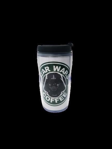 Copo Térmico Darth Vader (Star Wars Coffee): Star Wars - (350ML)