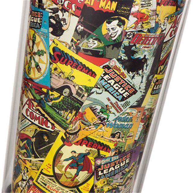 Copo Térmico - Dc Comics