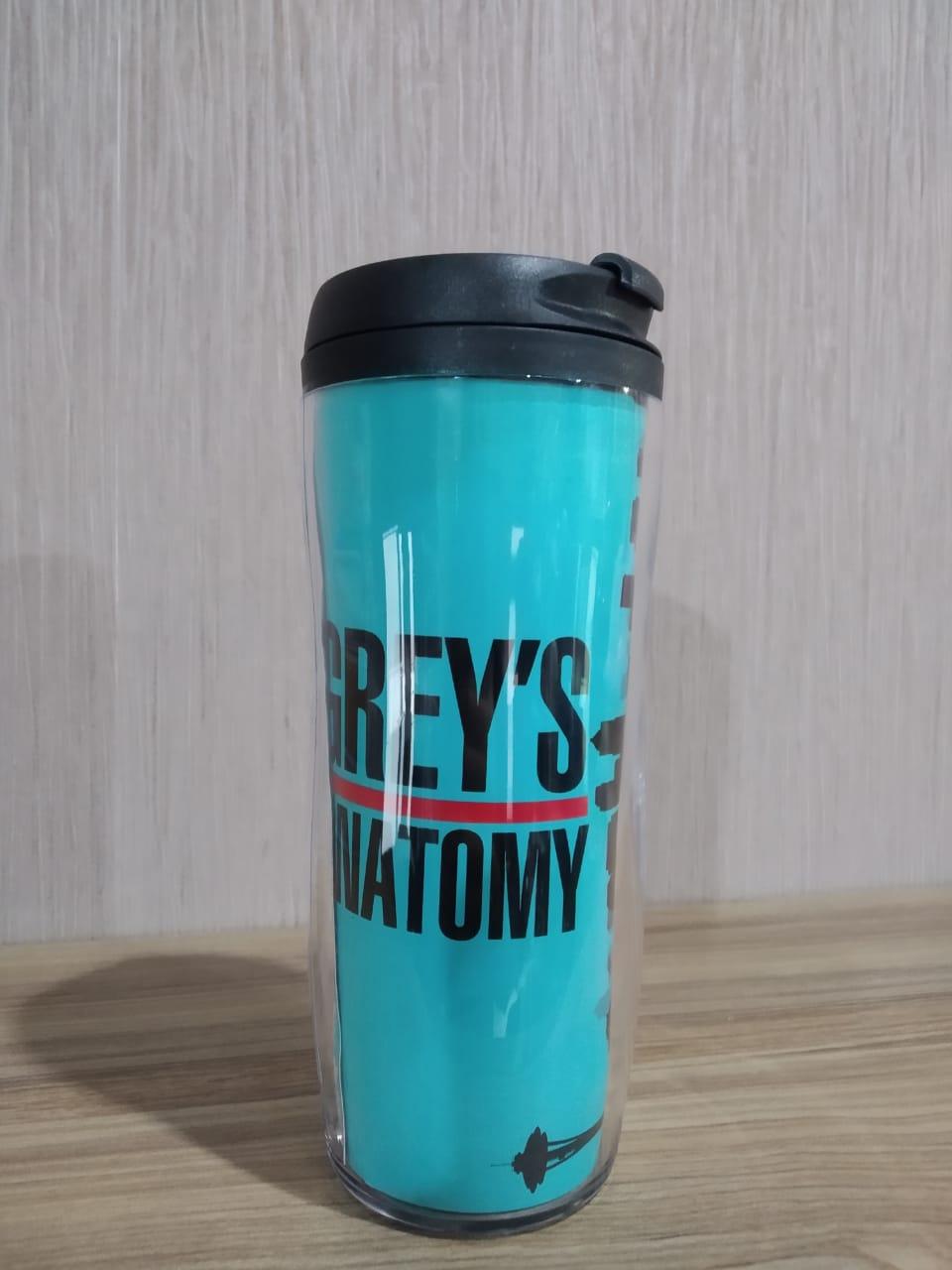 Copo Térmico: Grey's Anatomy