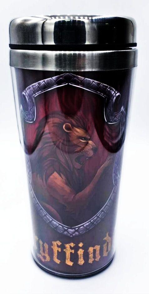 Copo Térmico Grifinória (Gryffindor): Harry Potter - (450ML)