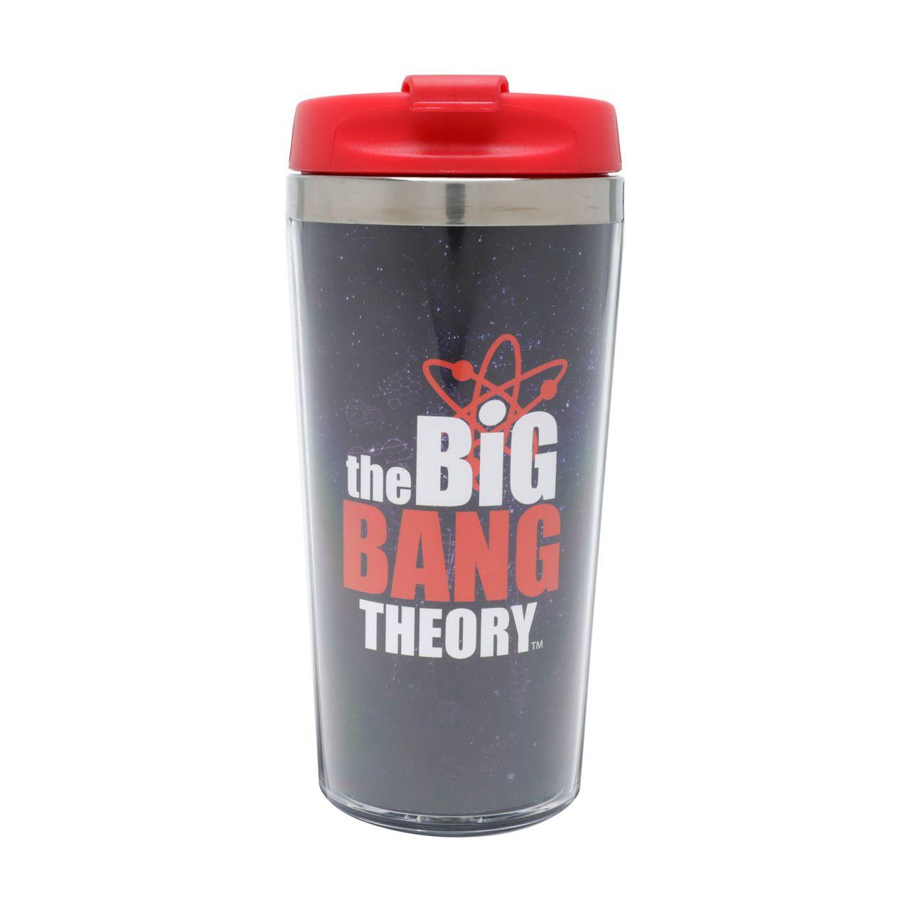 Copo Térmico Logo Big Bang Theory 500ml - Urban