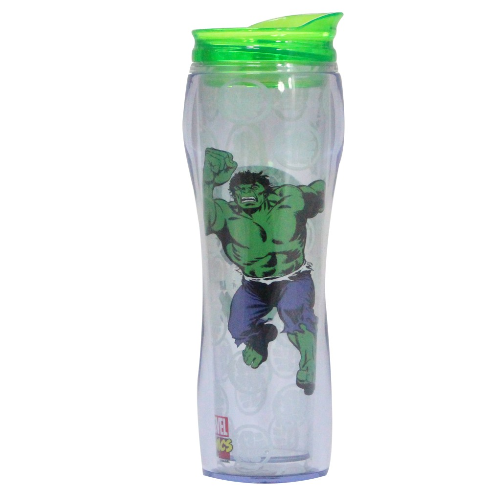 Copo Térmico Marvel: Hulk - Zona Criativa