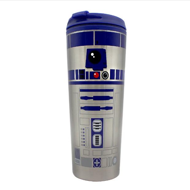 Copo Térmico para Viagem R2-D2: Star Wars (450ml) - Zona Criativa