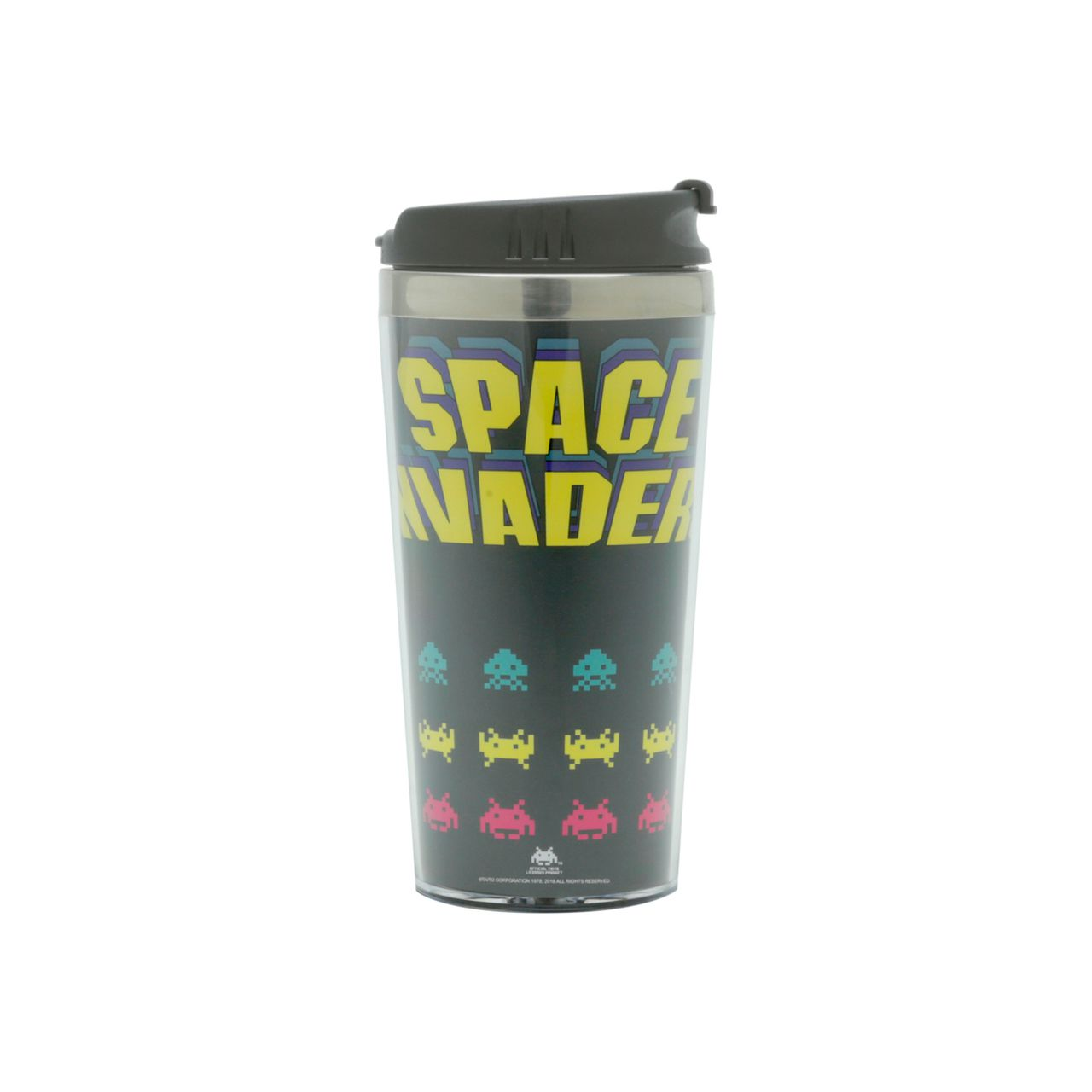 Copo Térmico Space Invaders (500ml) - Urban