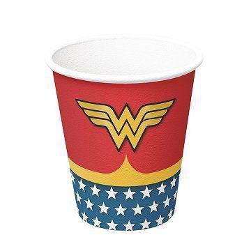 Copo Wonder Woman - Festcolor