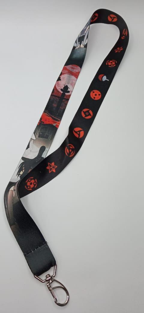 Cordão Itachi Uchira: Clã Uchira - Naruto Shippuden