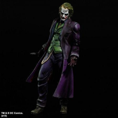 Coringa (Joker) Batman The Dark Knight Trilogy - Play Arts Kai