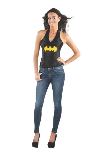 Corpete Courino Batgirl: Batman (Acessório Fantasia) - Rubies Costume - CD