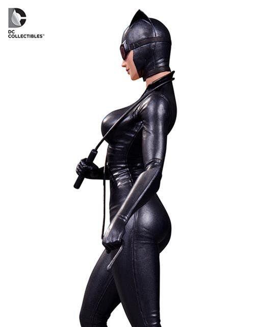 Cover Girls Of DC Comics Catwoman Estátua Escala 1/6 - DC Collectibles