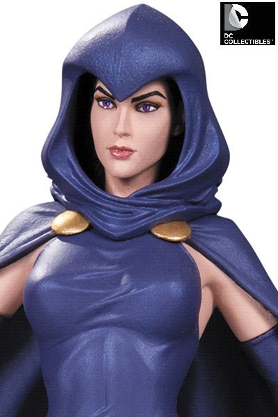 Cover Girls Of DC Comics: Raven Escala 1/6 - DC Collectibles