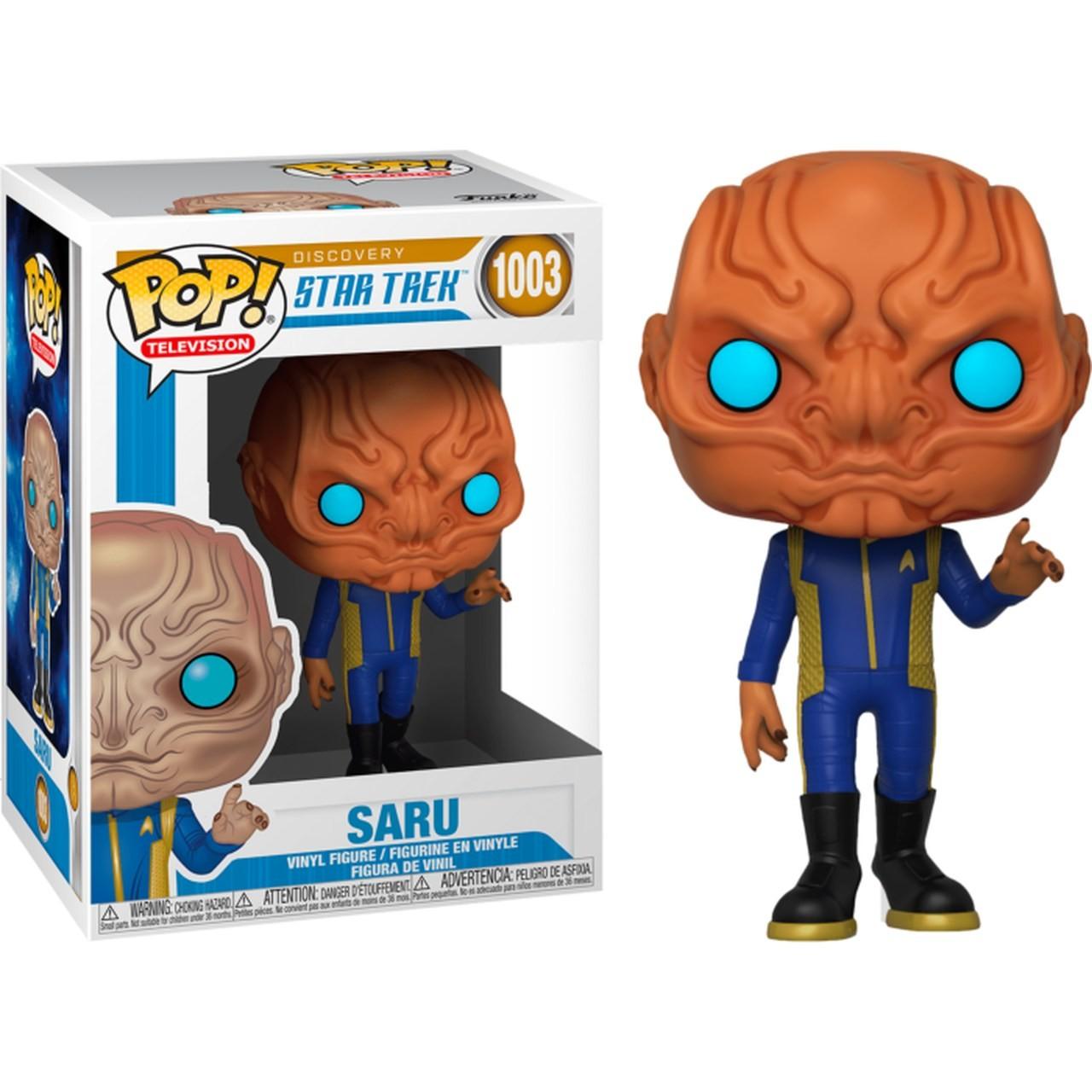 PRÉ VENDA: Funko Pop! Saru: Star Trek - Discovery #1003 - Funko - EV