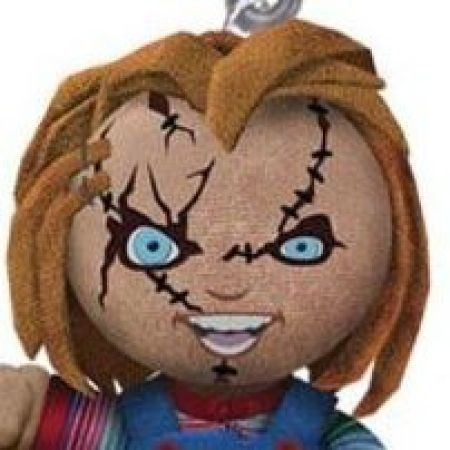 Creepy Cuddles - Chucky