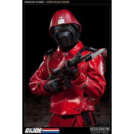 Crimson Guard G.I Joe - Sideshow