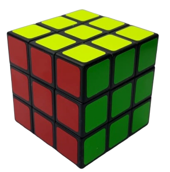 Cubo Mágico 3x3 (603-3) - Promotion