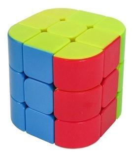 Cubo Magico: Cilindro Cube 3x3x3 (FX7768)