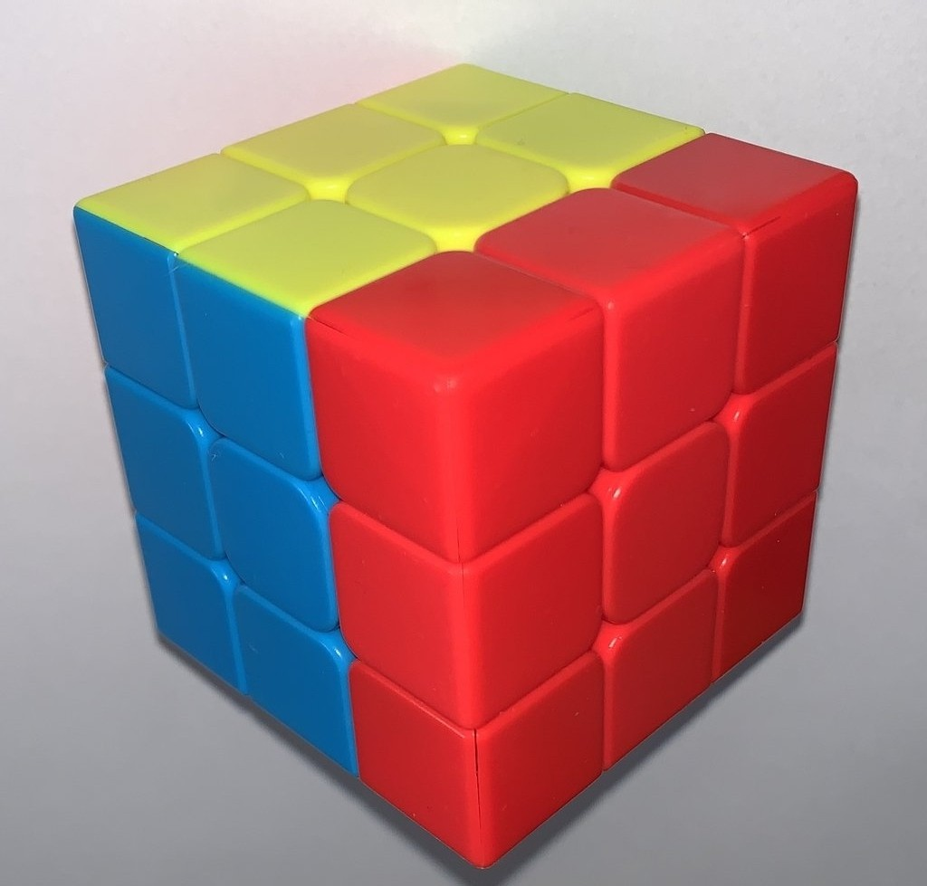 Cubo Magico: Cube Red-Line (581-5.7T-B)