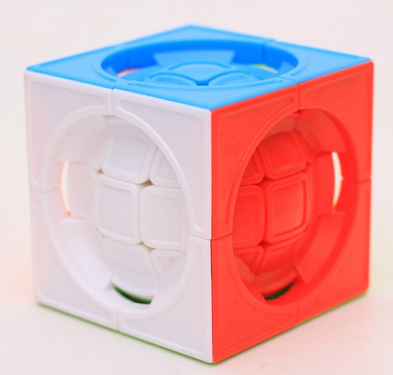 Cubo Magico: Deformed Centro Sphere 3X3X3  (686)