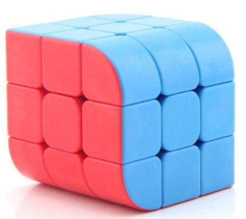 Cubo Mágico Curvo (3X3X3) - Series Cube