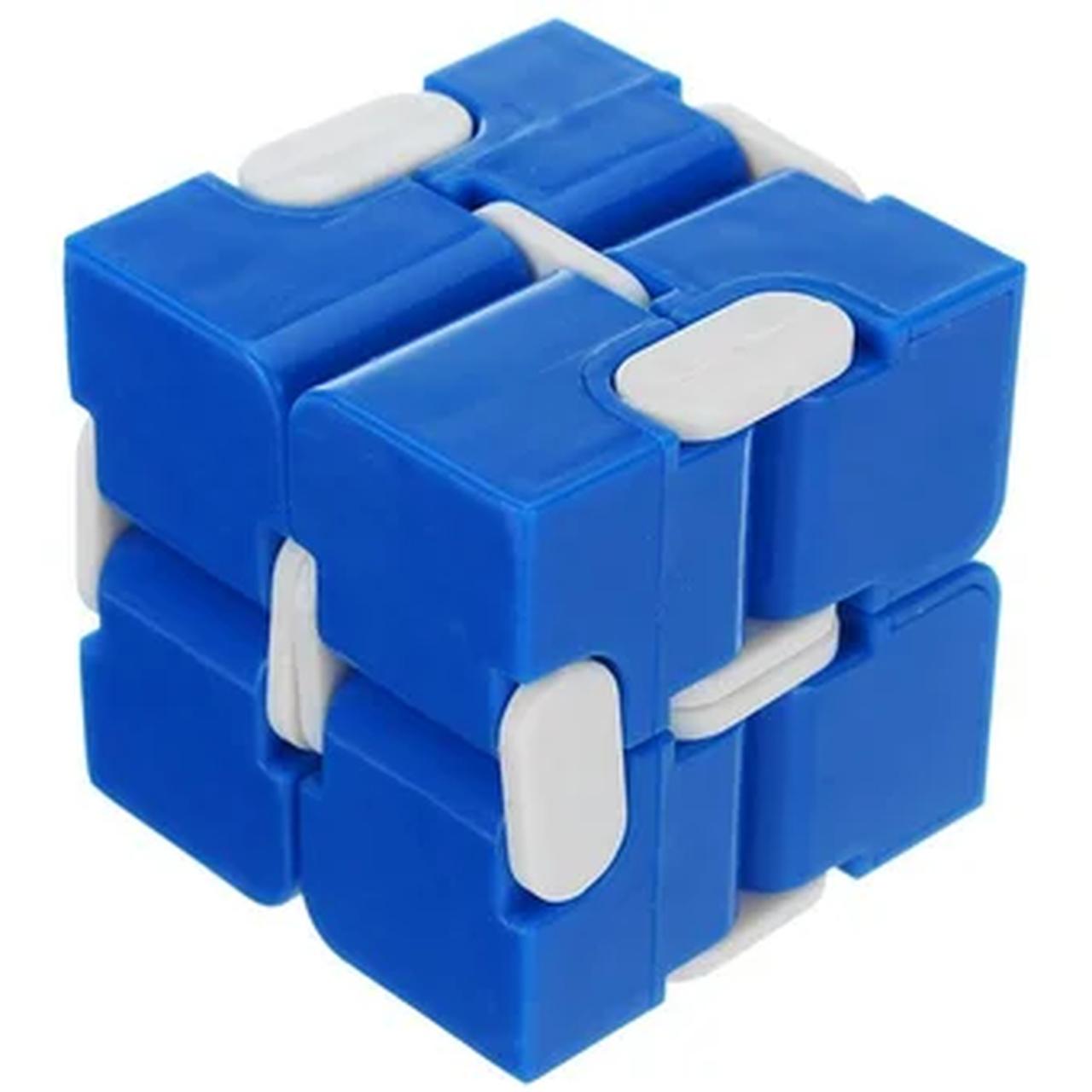 Cubo Magico Infinito Azul (My Infinity Cube)