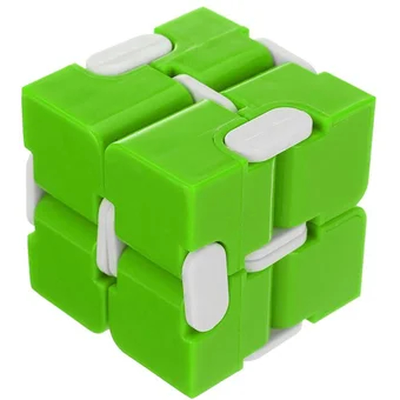 Cubo Magico Infinito Verde (My Infinity Cube)