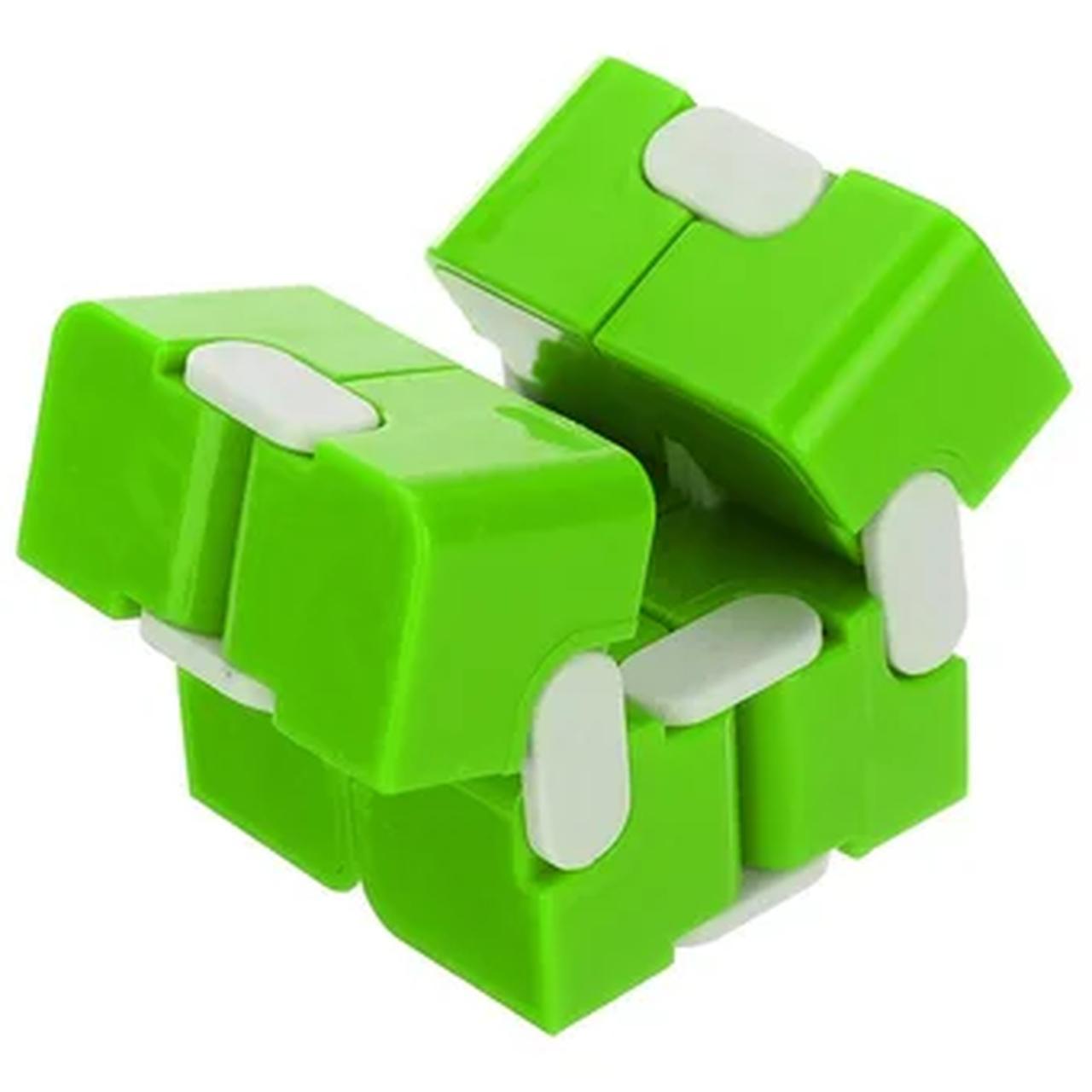 Cubo Magico Infinito Verde (My Infinity Cube)