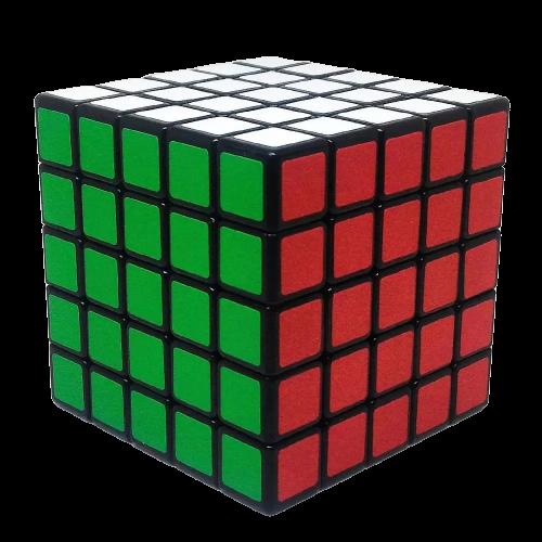 Cubo Mágico (Magic Cube) 5X5 (Speed Cube Com Borda)