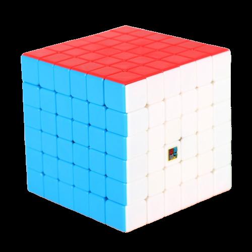 Cubo Mágico Profissional 6x6 (Sem Borda)