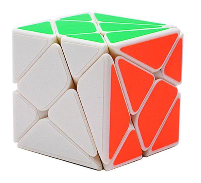 Cubo Mágico Profissional Axis (Borda Branca)
