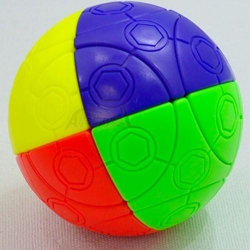 Cubo Magico: Profissional Ball Sphere Bola Esfera Colorido (JHT 547) Fidget - Jiehui Toys