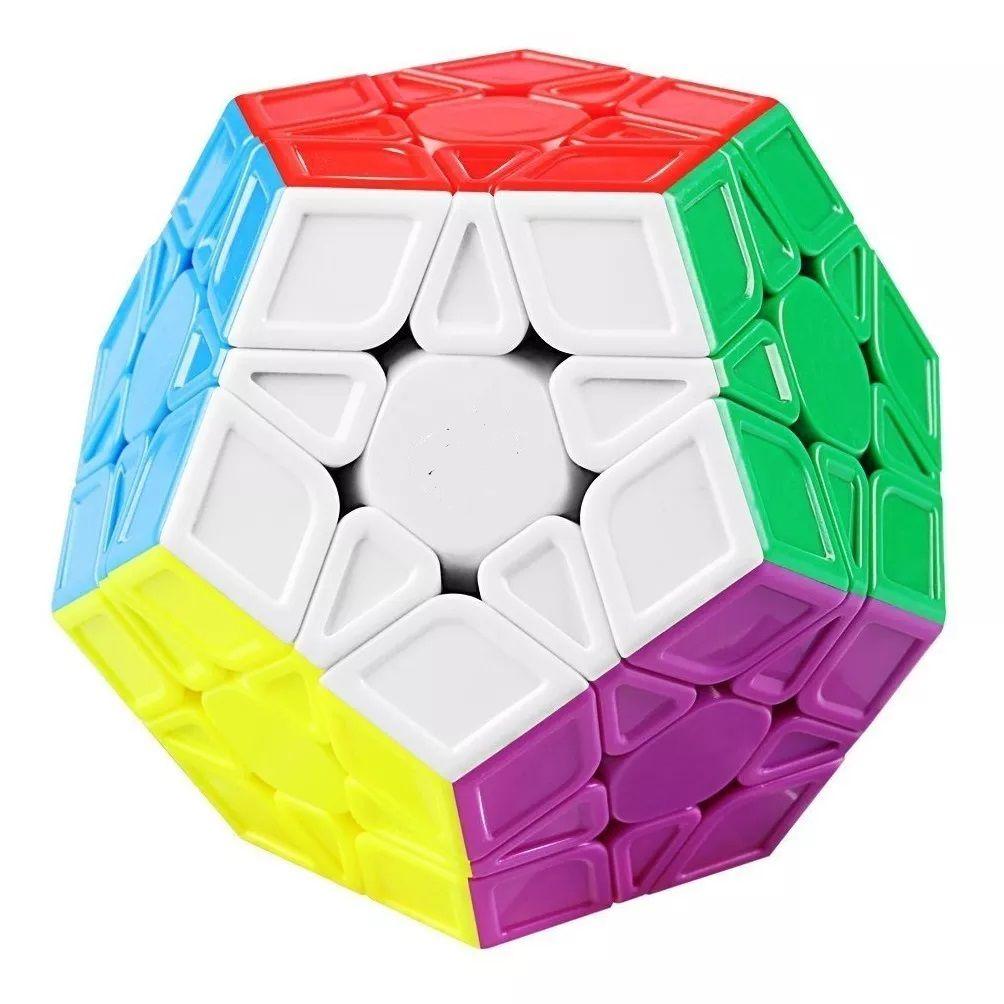 Cubo Mágico Profissional (Megaminx)