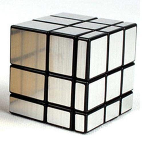 Cubo Mágico Profissional Shengshou Mirror (Prata)