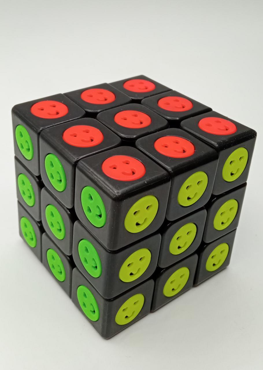 Cubo Magico: Rosto Apaixonado (696) Fidget - Jiehui Toys