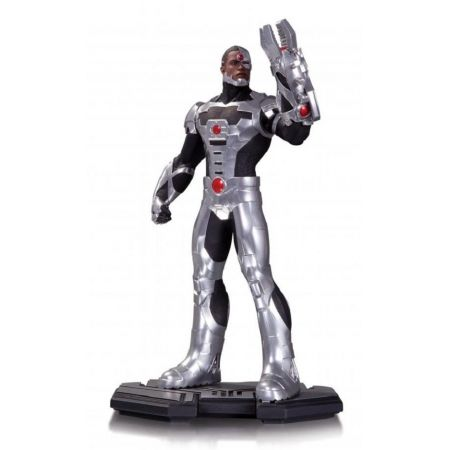 Cyborg DC Comics Icons Estátua Escala 1:6 - DC Collectibles