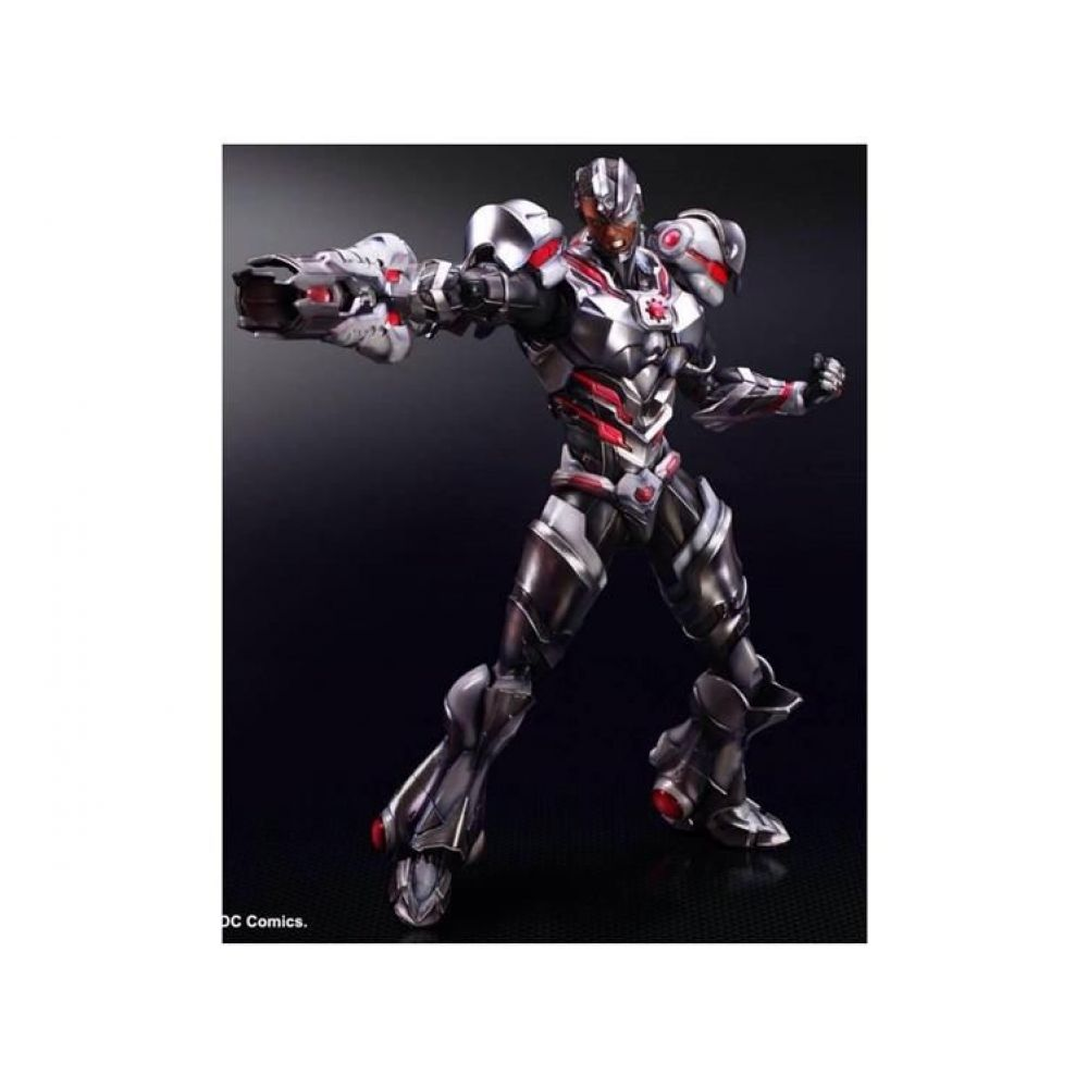 Cyborg DC Universe Variant - Play Arts Kai