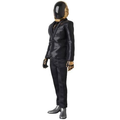 Daft Punk Guy Manuel de Homem Christo Escala 1/6 - Medicom