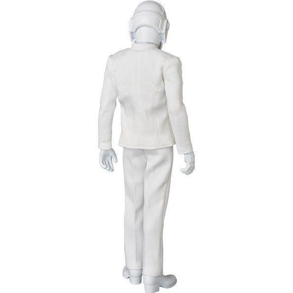 Daft Punk RAH Guy Manuel White Suit  - Medicom SD