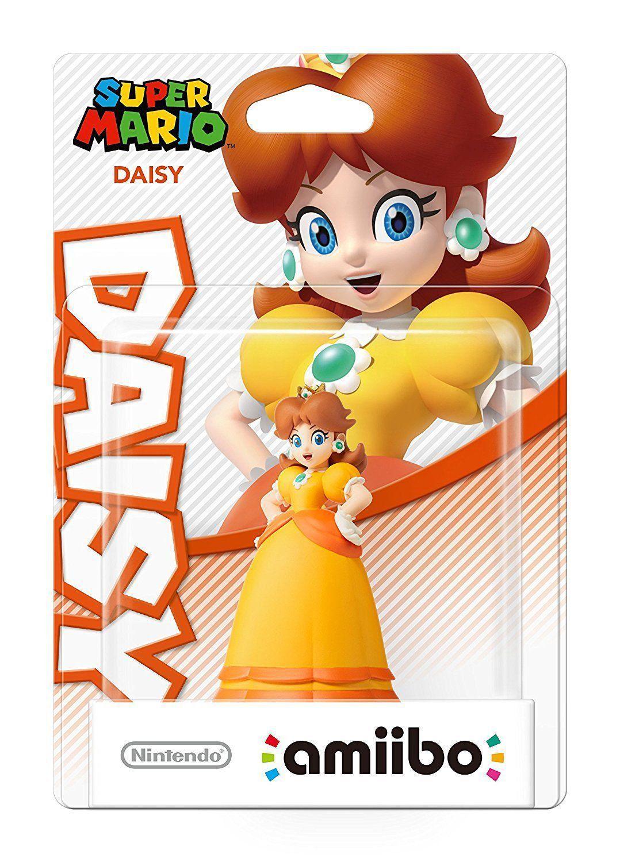 Daisy Amiibo: Super Mario - Nintendo