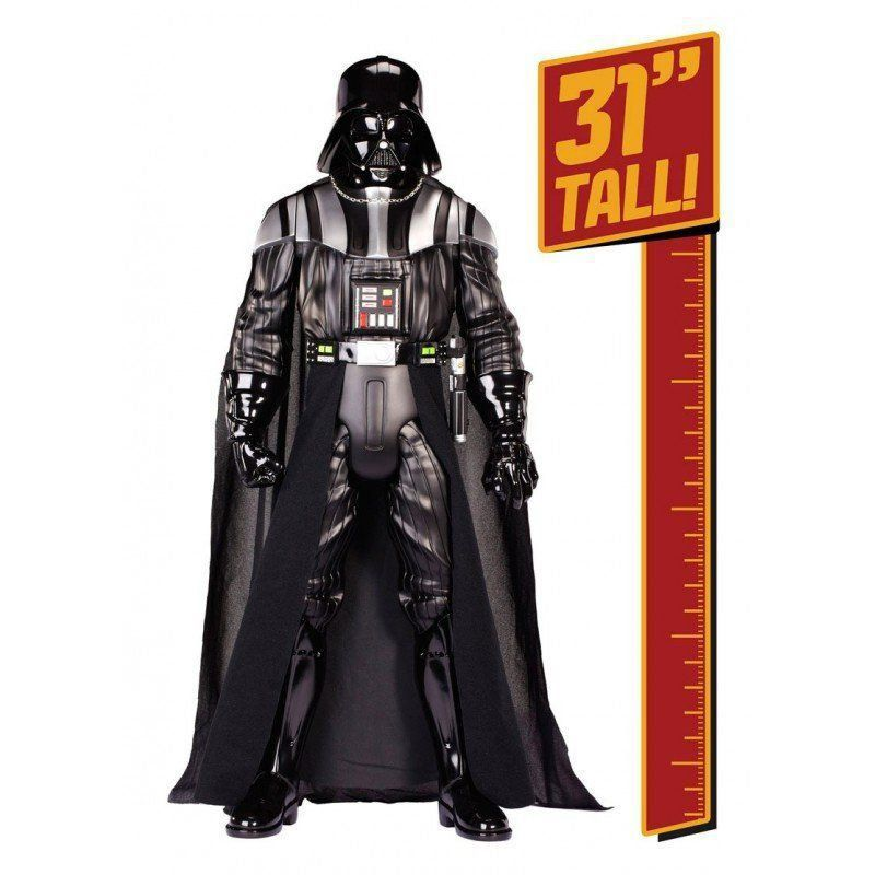 Boneco Darth Vader Deluxe - Giant Size - DTC