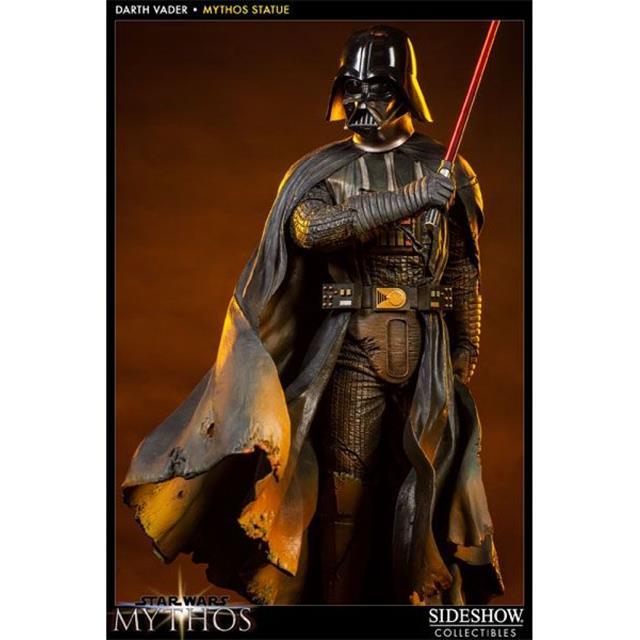 Darth Vader Mythos Star Wars Estatua - Sideshow