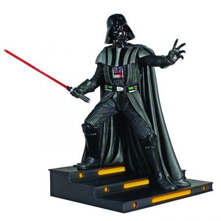 Estátua Darth Vader: Star Wars O Império Contra-Ataca Edição Limitada - Gentle Giant - CG