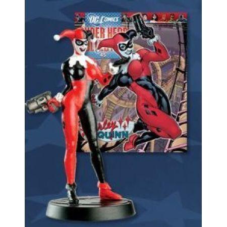 DC #45 Harley Quinn - Eaglemoss