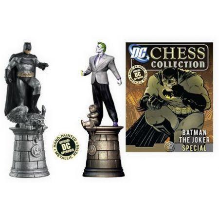 DC Chess Special #1 Batman and Joker - Eaglemoss
