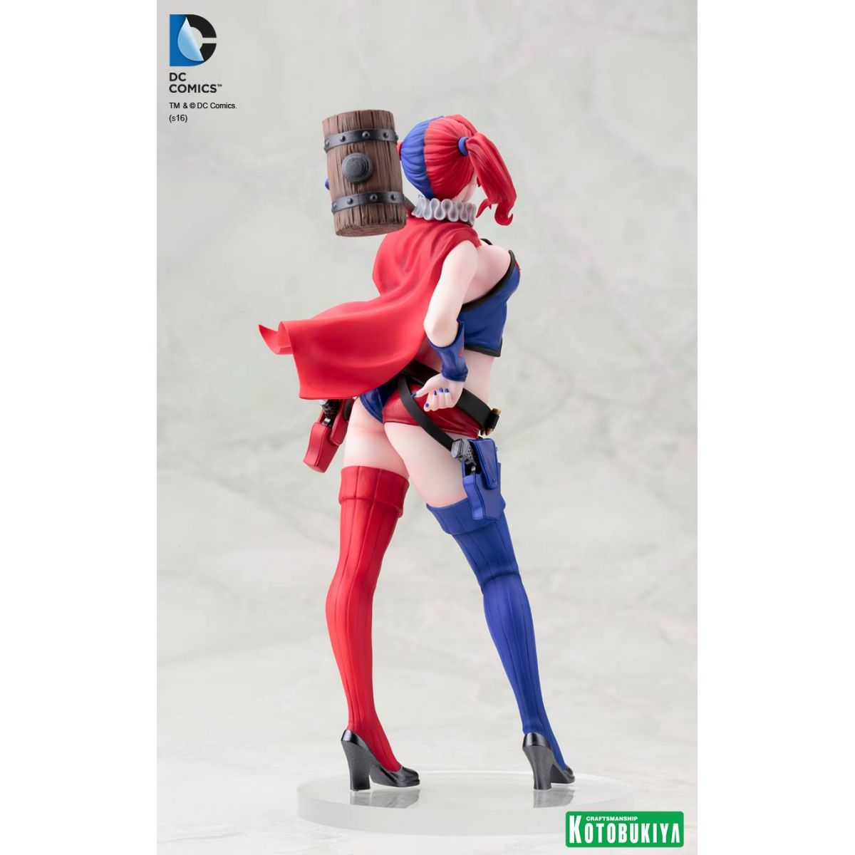 Dc Comics Bishoujo: Harley Quinn New 52 - Kotobukiya