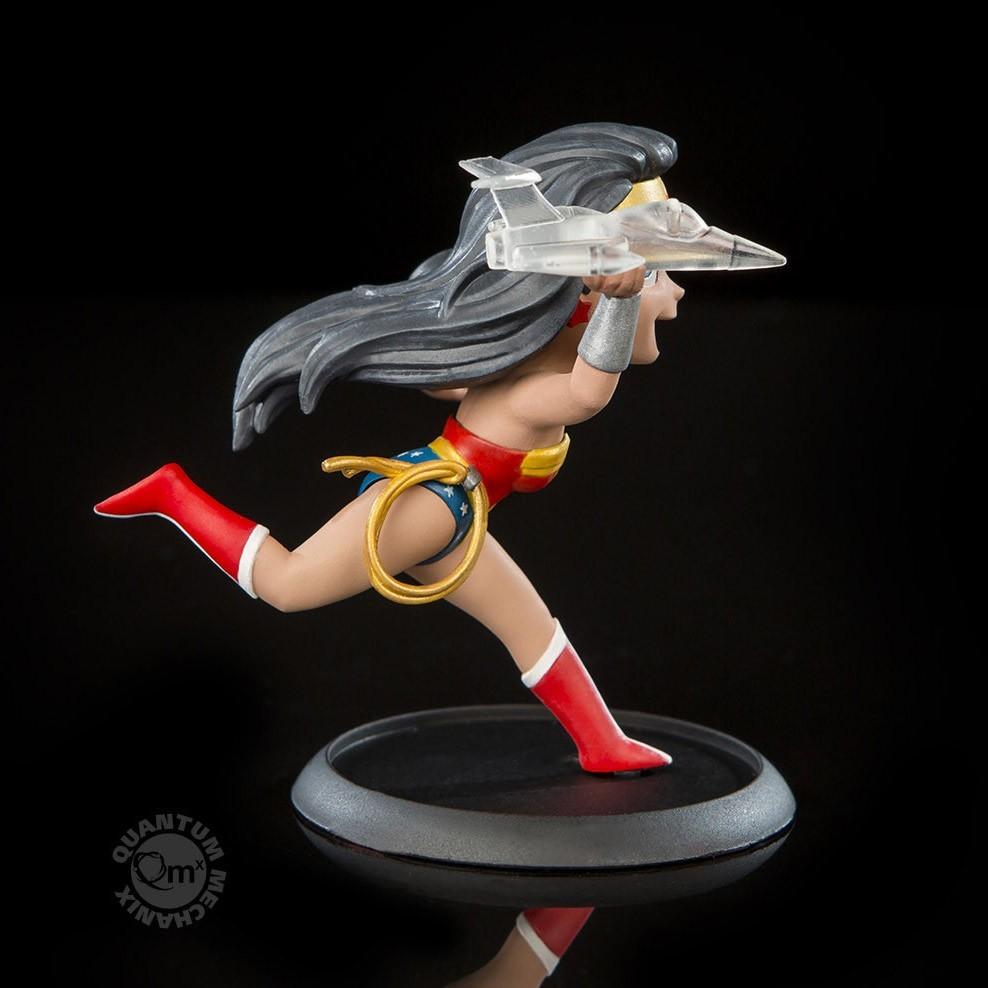 DC Comics Figures - Wonder Woman Q-Fig