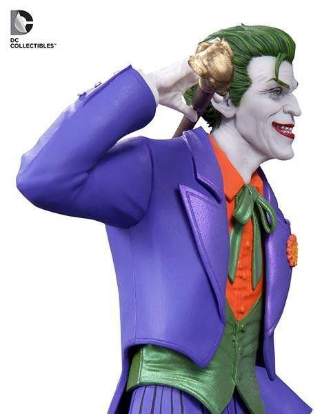 DC Comics Icons Joker Estátua Escala 1/6 - DC Collectibles (Apenas Venda Online)