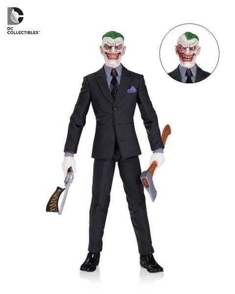Boneco The Joker (by Greg Capullo) - DC Collectibles