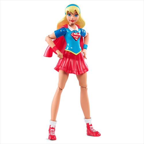 DC Super Hero Girls: Supergirl - Mattel