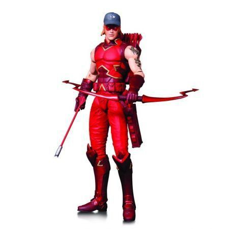 Dc Superheroes Red Hood & The Outlaws - Arsenal - Dc Collectibles