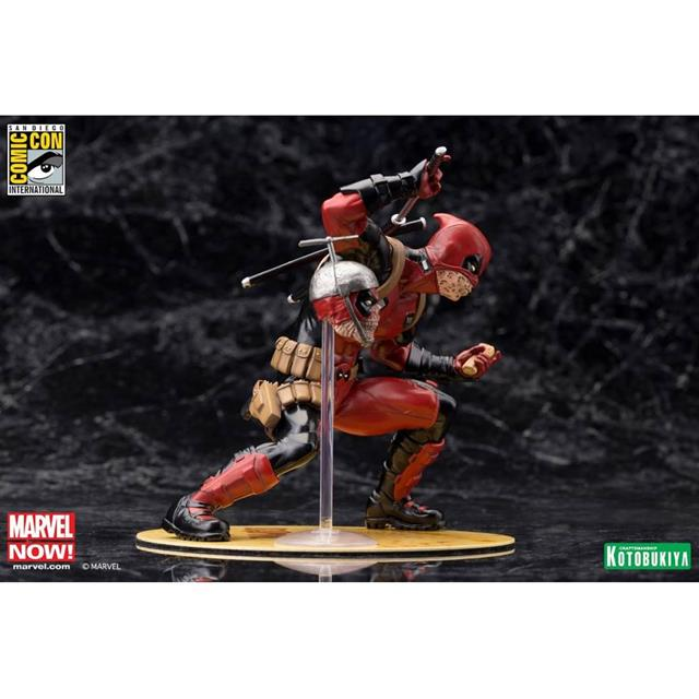Deadpool (Chimichanga) ArtFX+ Estátua Exclusiva - Kotobukiya
